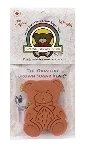 Brown Sugar Bear 54923 Original Sugar Saver and Softener, Single