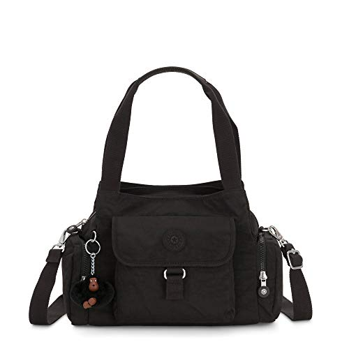 Kipling Felix Large Handbag True Black