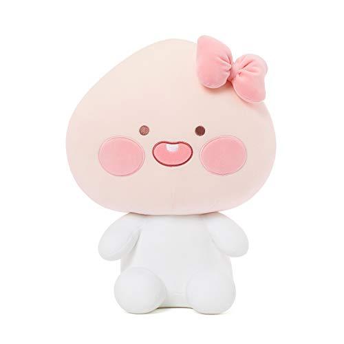 KAKAO FRIENDS Official- Lovely Theme Soft Plush Doll (Apeach)