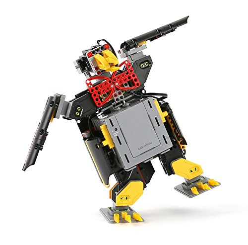 UBTECH JIMU Robot Explorer Kit - App Enabled Stem Learning Robotic Building Block Kit