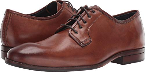 Cole Haan Men's Wagner Grand Postman Oxford, British tan, 10 M US