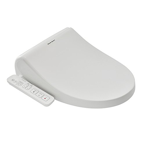 American Standard 8013A80GPC-020 Advanced Clean AC 1.0 Spa let Bidet Seat With Side Panel Operation, White
