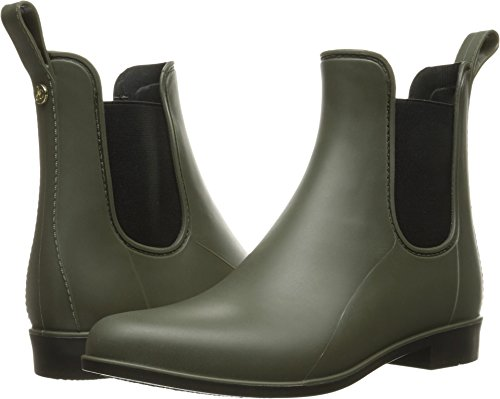 Sam Edelman Women's Tinsley Rain Boot, Moss Green Matte, 6 Medium US