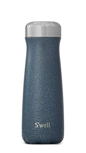 S'well 10320-B17-00140 Stainless Steel Travel Mug, 20oz, Night Sky