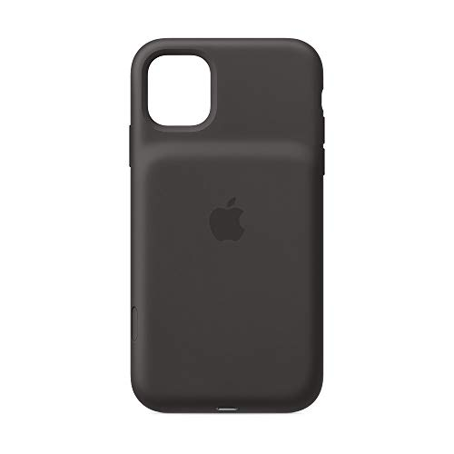 Apple Smart Battery Case with Wireless Charging (for iPhone 11) - Black