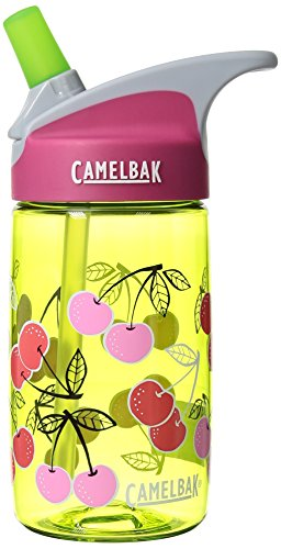 CamelBak eddy Kids Bottle, Cherries, .4 L