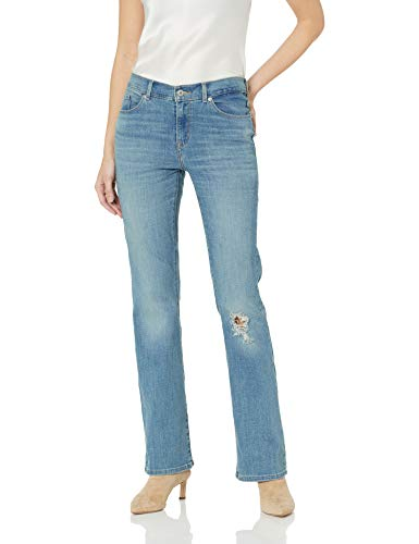 Levi's Women's Boot-Cut Classic Jeans, by The River, 26 Regular