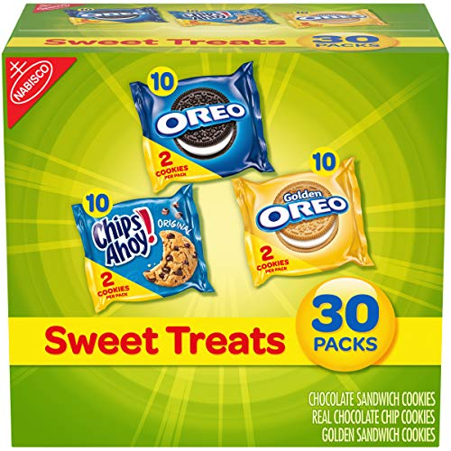 Nabisco Cookies Sweet Treats Variety Pack Cookies