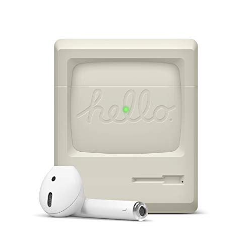 elago Classic Monitor Case Designed for Apple Airpods Case [US Patent Registered]