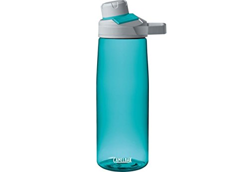 CamelBak Chute Mag BPA Free Water Bottle 25 oz, Sea Glass