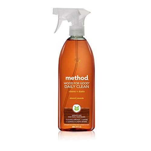 Method Daily Wood Spray 28oz, Almond