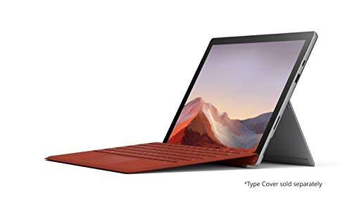 "NEW Microsoft Surface Pro 7 - 12.3"" Touch-Screen - 10th Gen Intel Core i5 - 8GB Memory - 128GB SSD (Latest Model) - Platinum"