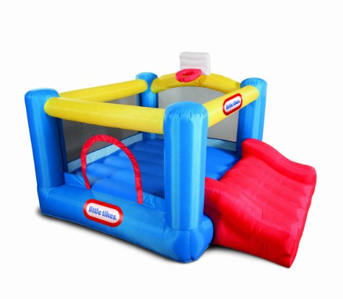 Little Tikes Junior Sports 'n Slide Bouncer