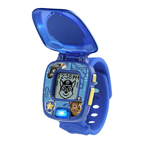 VTech Paw Patrol Chase Learning Watch, Blue